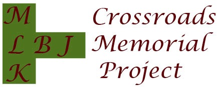 MLK LBJ Crossroads Project Logo